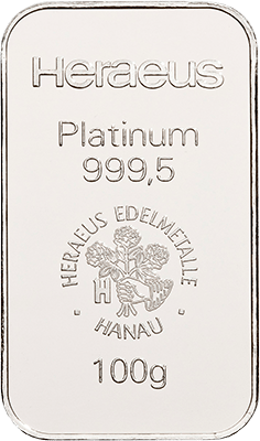 Distribute your assets with precious metals - Platin