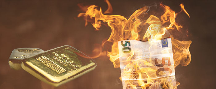 Gold dient dem Vermögensaufbau & Vermögenserhalt